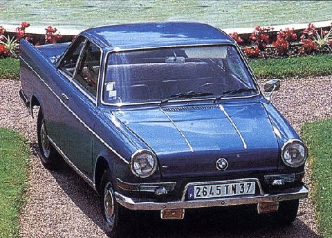 BMW 700 Ls Coupe 1 (1965)