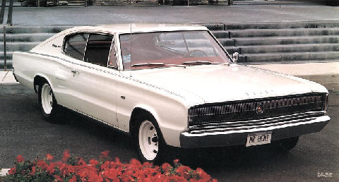 Dodge Charger 10f85 (1966)