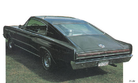 Dodge Charger 426 Ht2 (1966)