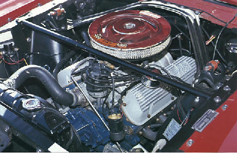 ford Boss302 Engine (1969)
