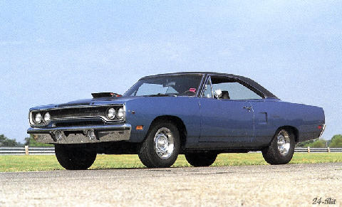 Plymouth Road Runner 440 6pak (1970)