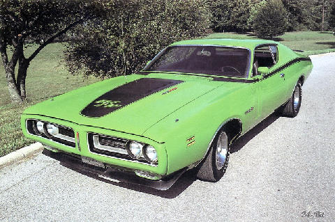 charger Rt (1971)