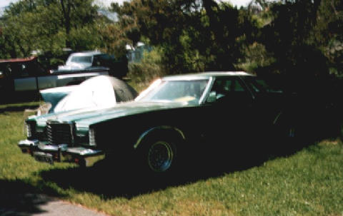 Ford Thunderbird (1978)