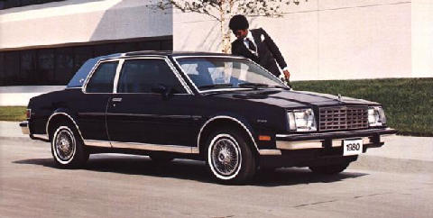 Buick Skylark Limited Coupe (1980)