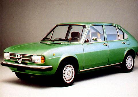 Alfa Romeo Alfasud Vehicle Summary Motorbase