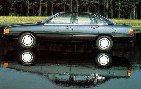 Audi 100 - Vehicle Summary - Motorbase