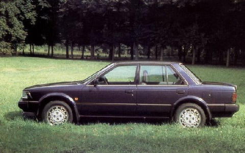 Nissan Bluebird 1800 Turbo (1985)
