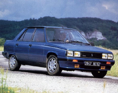 Renault 9 Turbo (1985)