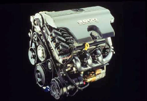 engine Buick 3800 Seriesii V 6 2 (1996) - Picture Gallery - Motorbase