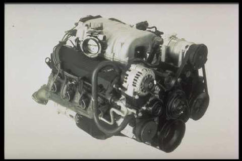 engine Chevrolet Vortec 7400v8 (1996)