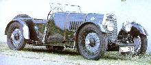 Aston Martin International   2 Seater (1930)