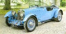 Aston Martin Lemans 2 4 Seater   Fvl (1933)