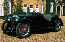 Mg Type K Magnette University Tourer (1934)