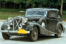 British Salmson 20/90 Fastback Coupe (1938)