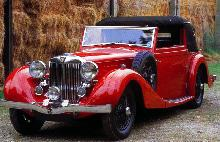 Mg Wa Tickford Convertible Coupe (1939)