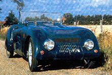 HRG Aerodynamic Speedster (1947)