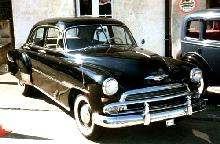 Chevrolet Deluxe Sedan Black  Fvr Mmod  (1951)