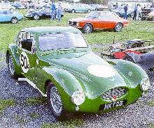 Aston Martin Db3 Coupe (1952)