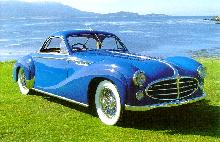 Delahaye 235 Coupe By Chapron   Blue   Fvr (1953)