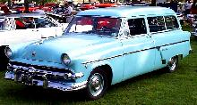 Ford Ranch Wagon  Fvl Carnut Mmod  (1954)
