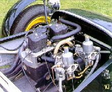 Lotus Mk Vi   Engine (1954)