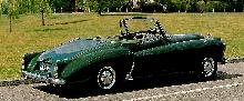 Daimler Conquest New Drophead Coupe  Rvr Max  (1957)