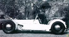 Lotus Seven The First And Colin Chapman (1957)