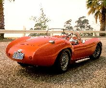Devin Ss Roadster Red  Rvr Max  (1958)