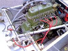 Lotus Seven S1   Engine (1959)