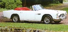 DB4 Drophead Coupe