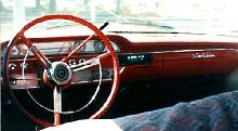 Ford Country Sedan Red Dash Steve Max  (1962)
