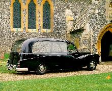 Daimler Majestic Major Hearse By Startin Max  (1965)