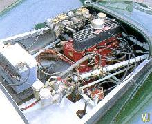 Lotus Seven S2 Ford Cosworth Powered   Engine (1965)