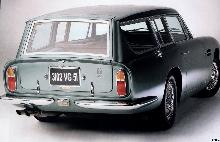 Aston Martin Db 6 Shooting Brake 4 (1966)