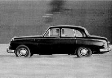 Daimler Majestic Major Svl Bw At Speed Max  (1967)