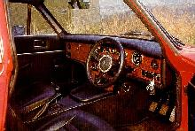 Gilbern Invader Interior Max  (1970)
