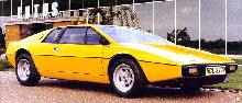 Lotus Esprit S1   Yellow   Fvr  (1977)