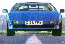 Lotus Esprit Turbo Hcpi   Front (1987)