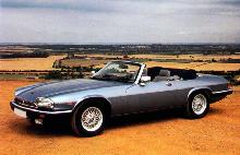 Jaguar Xjs Convertible (1992)