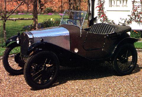 Austin Seven Cup Roadster (1925)