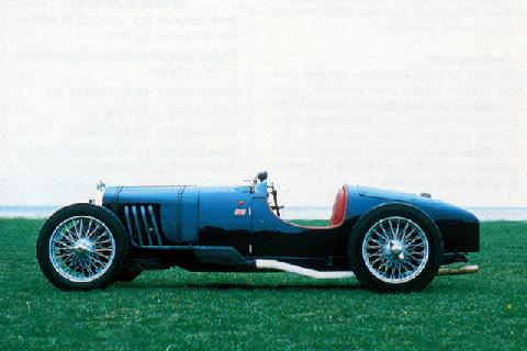 Riley Brooklands Roadster (1930)