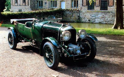 Bentley 4.5litre Blower (1931)