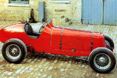 Era R3a Speedster (1934)