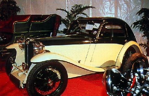 Mg Pa Midget Airline Coupe (1935)