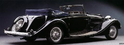 Delahaye 135 Coupe Des Alpes By Chapron 2 (1936)