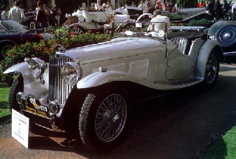 Ac Ace 16 66 Roadster (1938)