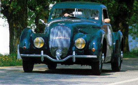 Bentley 4.25litre Speciale (1938)