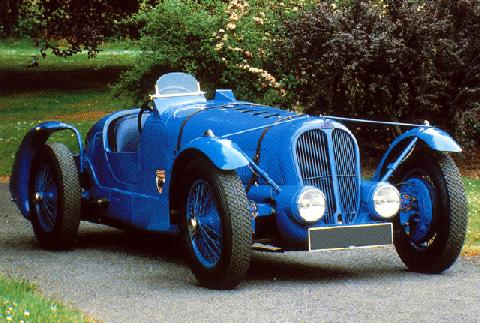 Delahaye 135 Competition (1938)