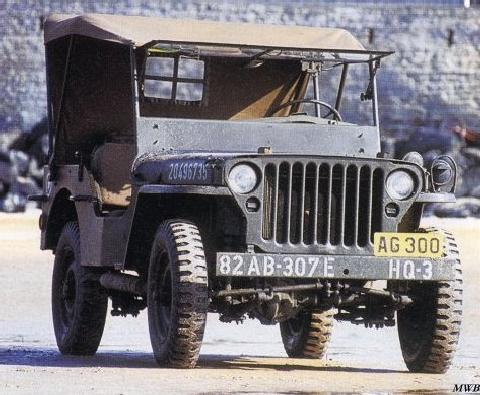 Jeep Willys (1941)