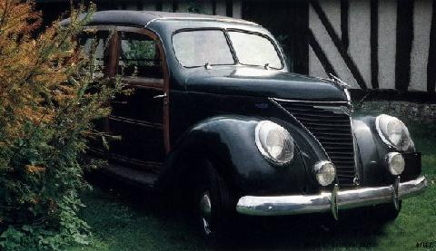 Ford F 472 Estate (1946)